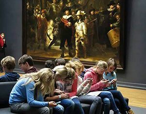 WiFi voor musea en leisure
