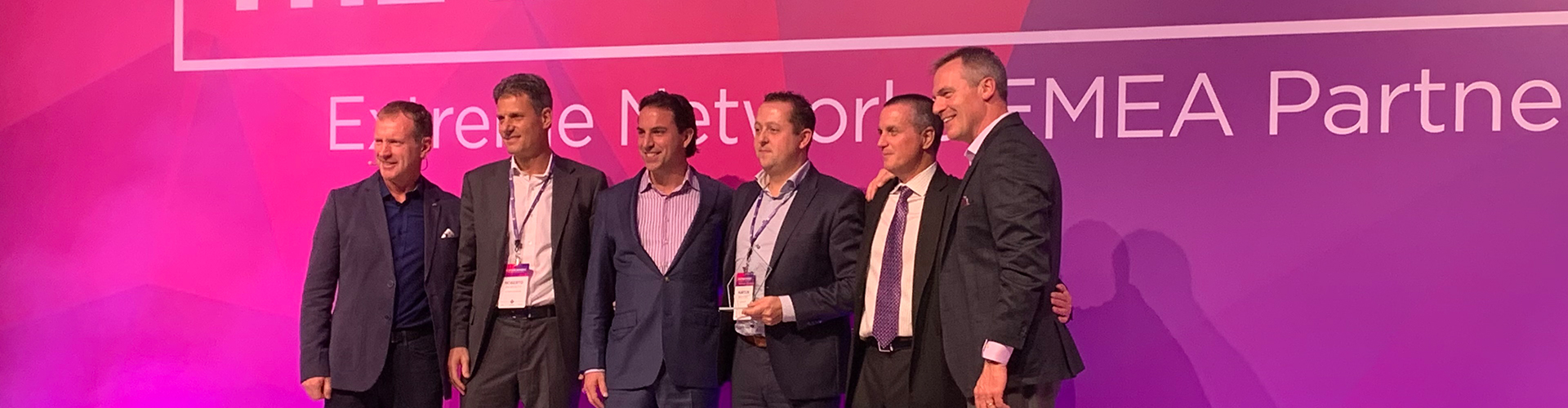 Wentzo is Extreme Cloud Networking Partner 2019!